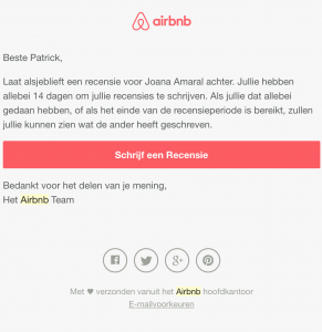 Review AirBNB