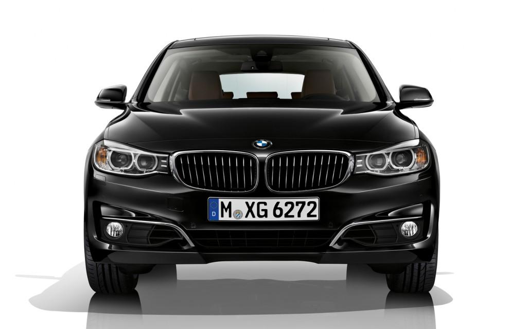 BMW - boos gezicht