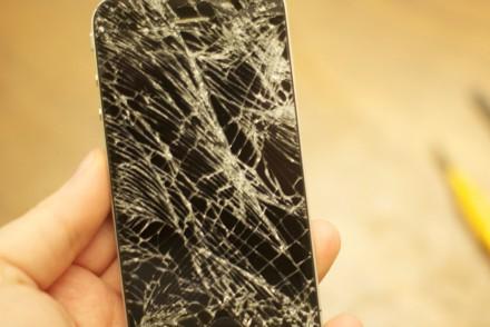Laat je niet zomaar verleiden tot een iPhone-verzekering voor een kapot scherm