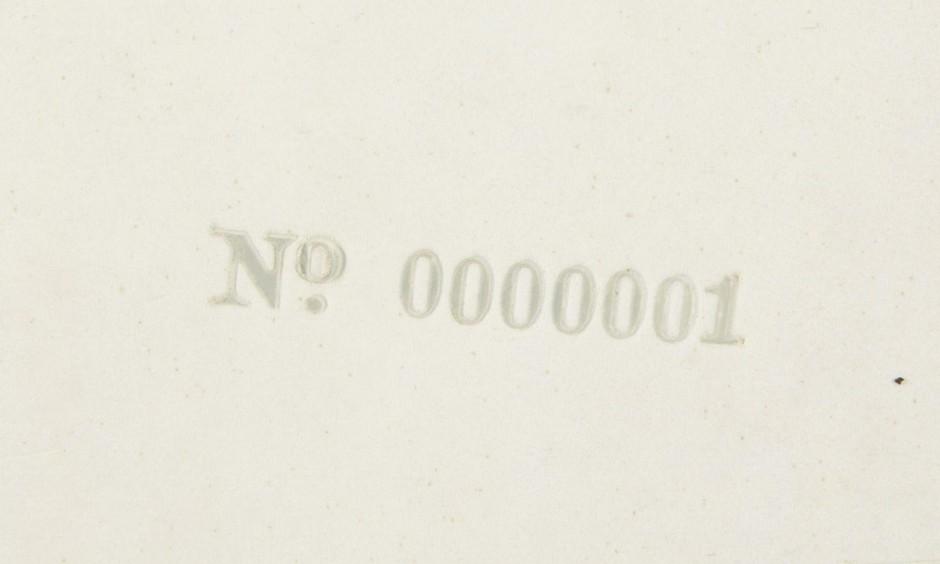 Wat maakt lage serienummers van limited edition producten zo waardevol