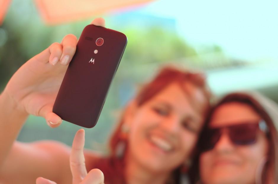 Selfies voor social media: een recept om ongelukkig van te worden